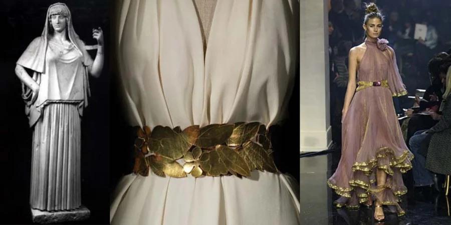 ropa grecia vestimenta